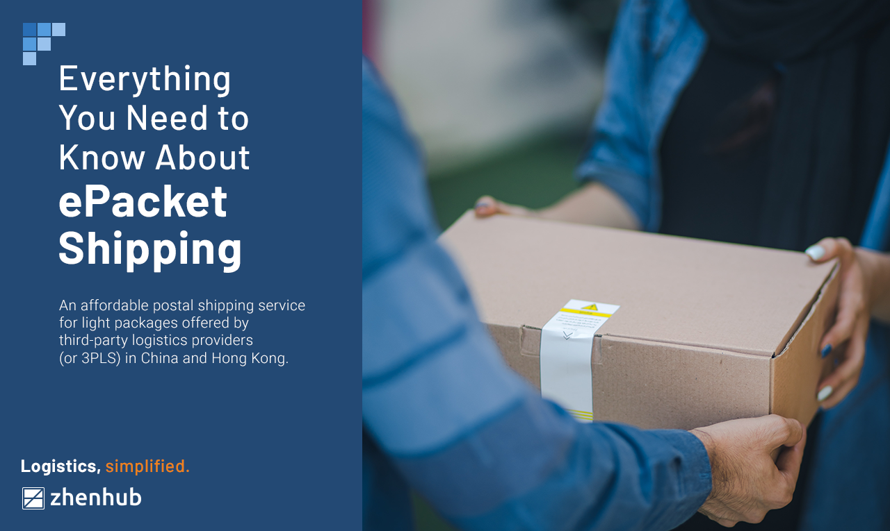 Everything You Need to Know About ePacket Shipping