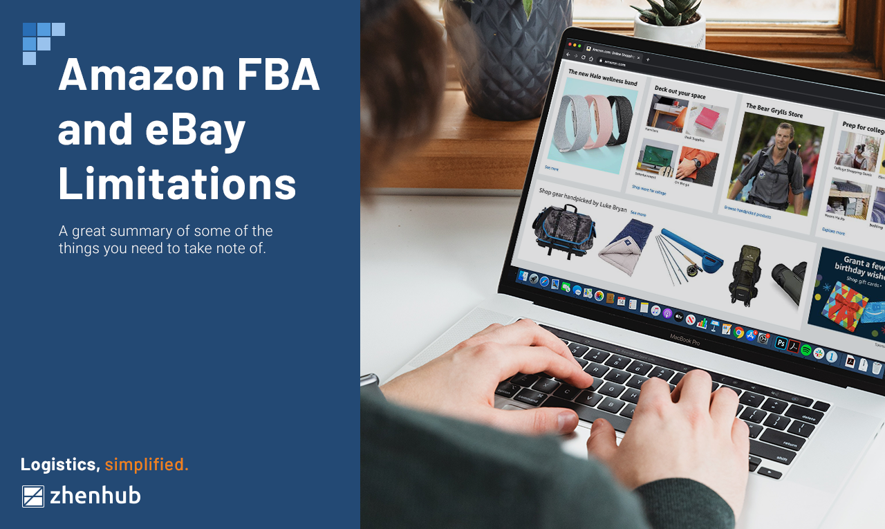 Amazon FBA and eBay Limitations