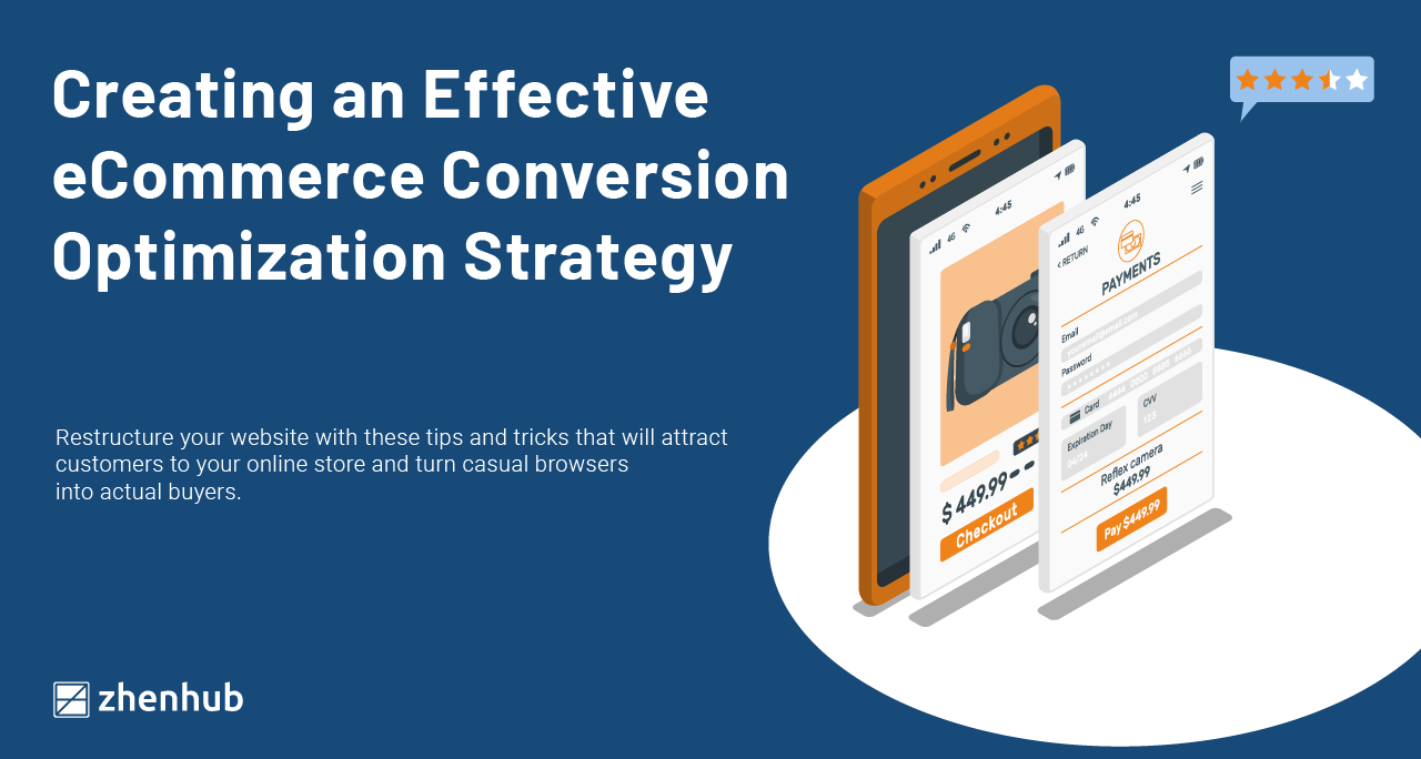 Creating an Effective eCommerce Conversion Optimization Strategy 2020