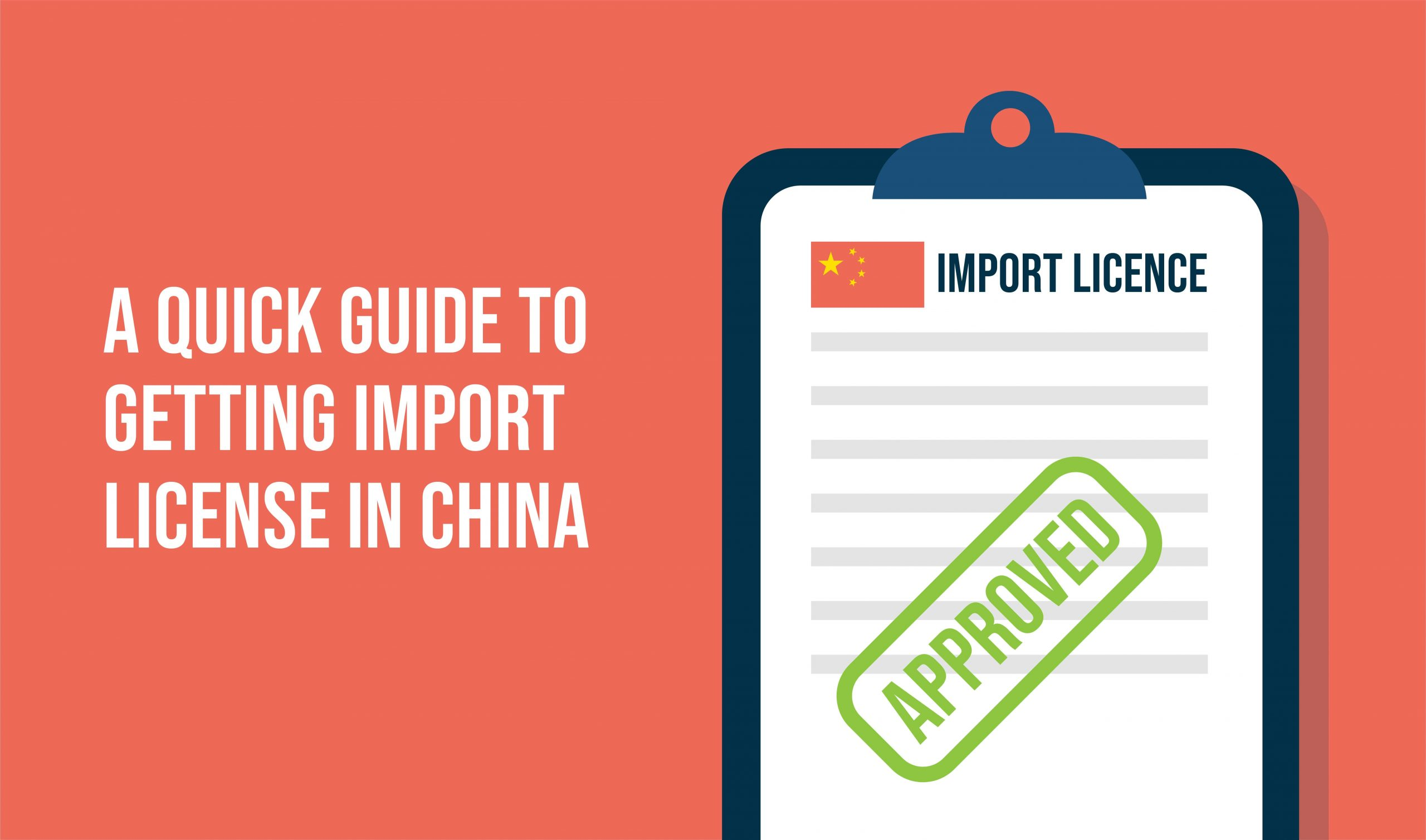 A Quick Guide to Getting Import License in China
