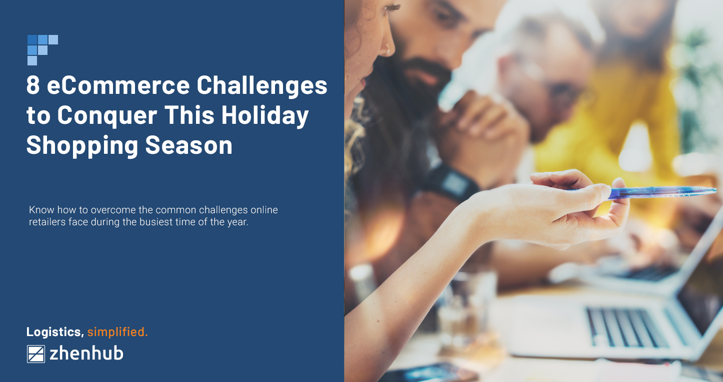 8 eCommerce Challenges to Conquer This Holiday Shopping Season