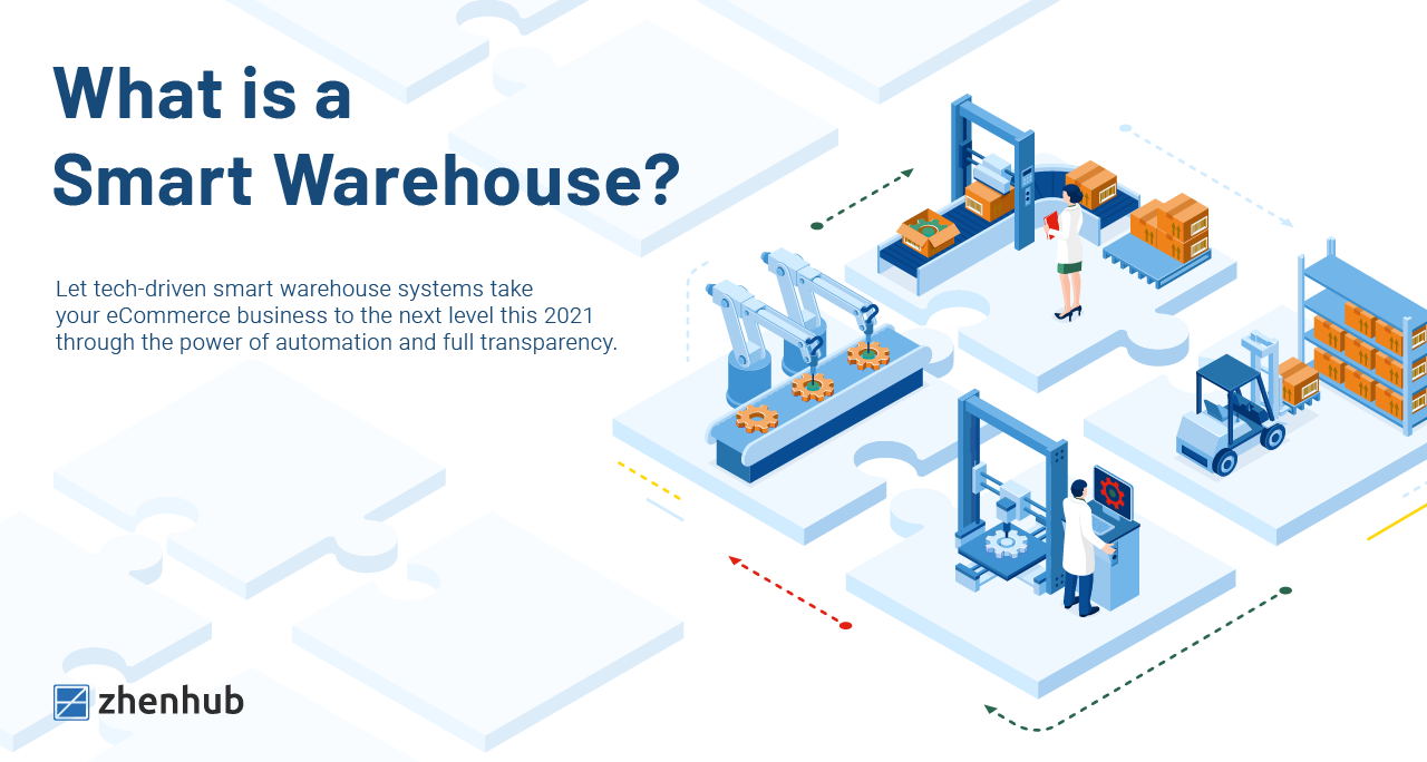 What is a Smart Warehouse?