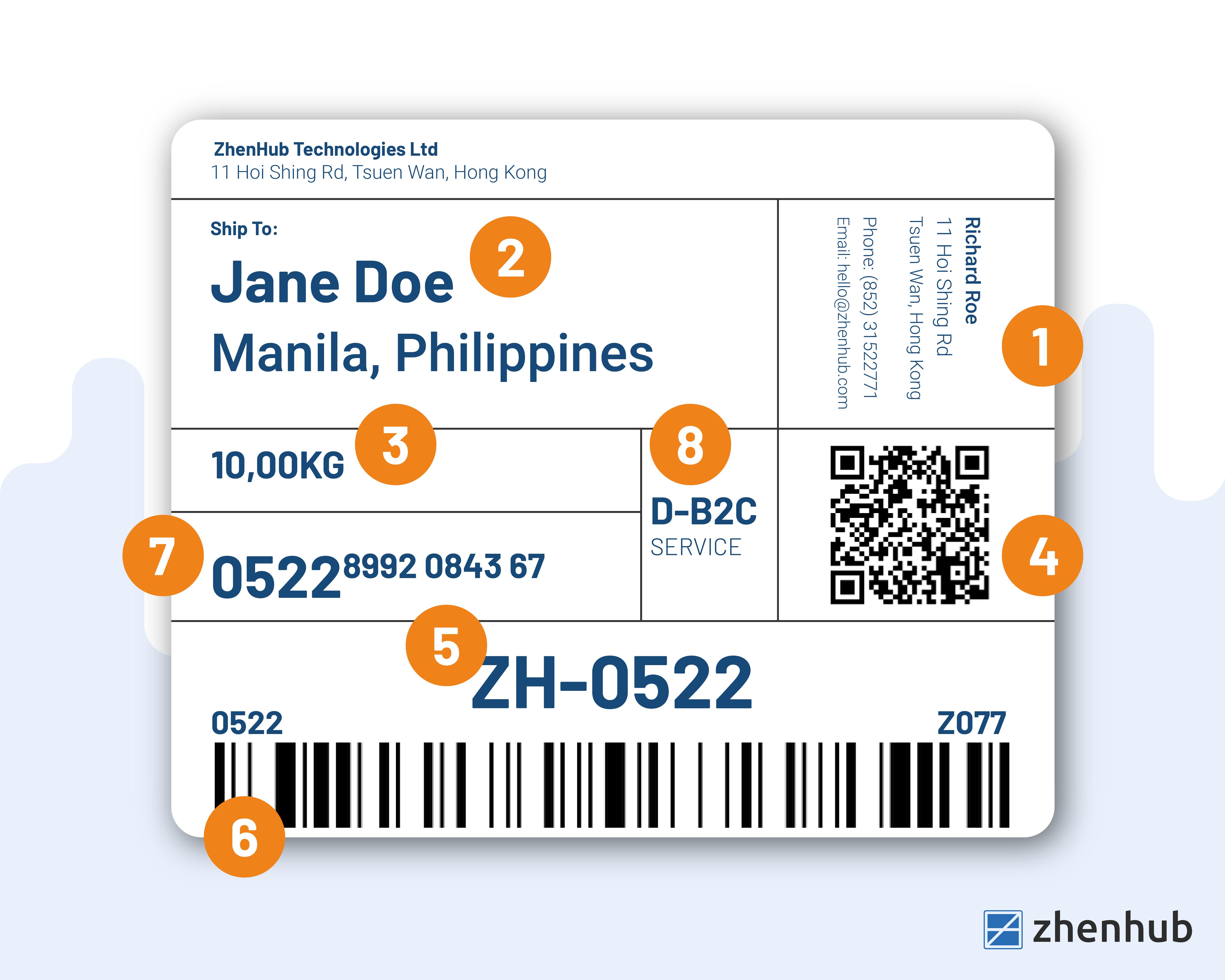 sample-shipping-label