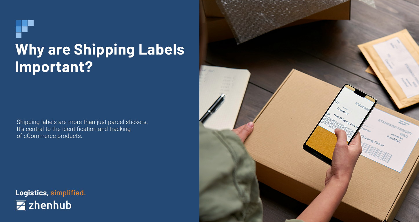 What are Shipping Labels and How Do They Work?