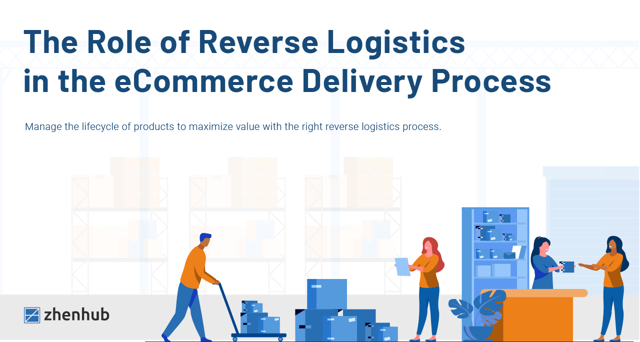 The Role of Reverse Logistics in the eCommerce Delivery Process