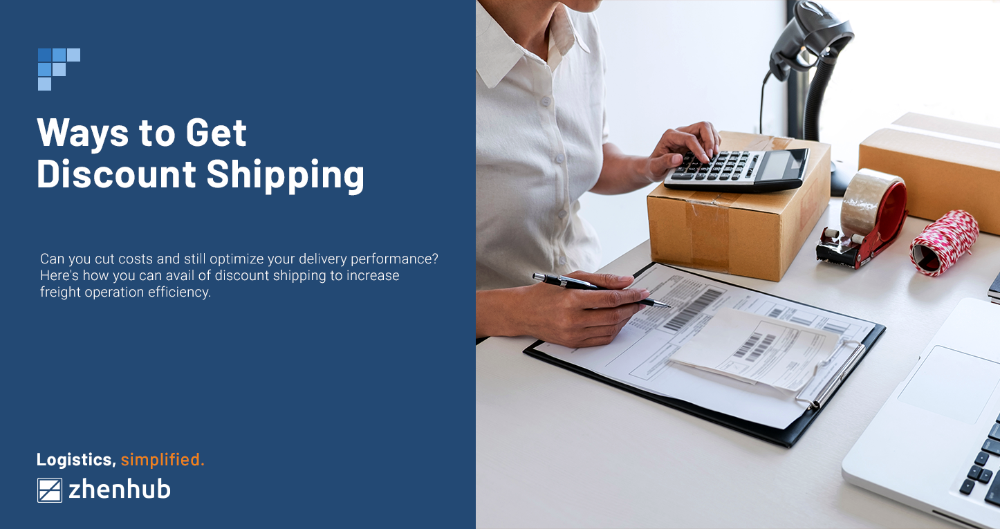 3 Ways to Get Discount Shipping