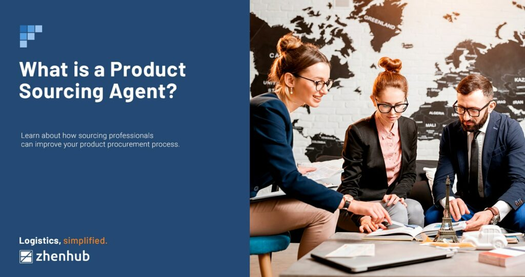 product sourcing agent