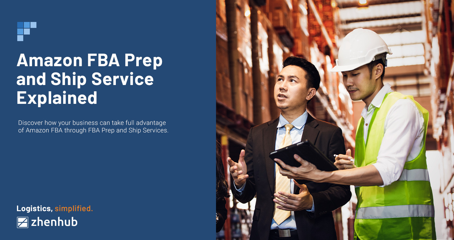 FBA Prep and Ship Service Explained