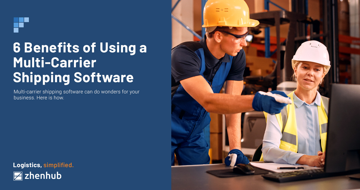 multi-carrier shipping software