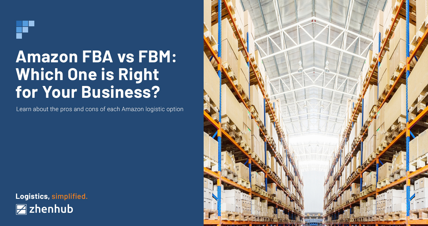 Amazon FBA versus FBM:  Which One is Right for Your Business?